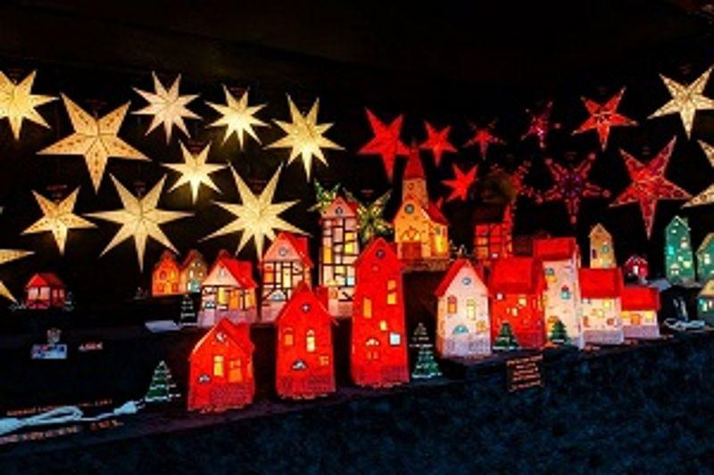 Weihnachten kommt nach Michelfeld