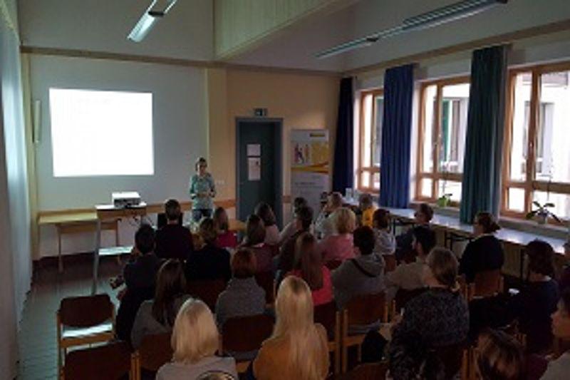 Vortrag: Fetale Alkoholspektrumsstörung