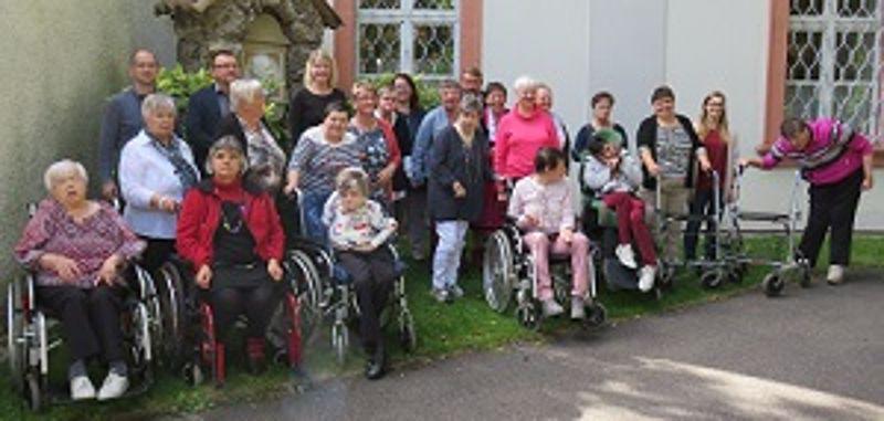 Regens Wagner Michelfeld - Jubilarinnen wurden gebührend gefeiert