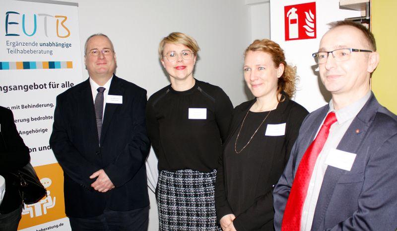 EUTB-Stelle in Bayreuth eröffnet