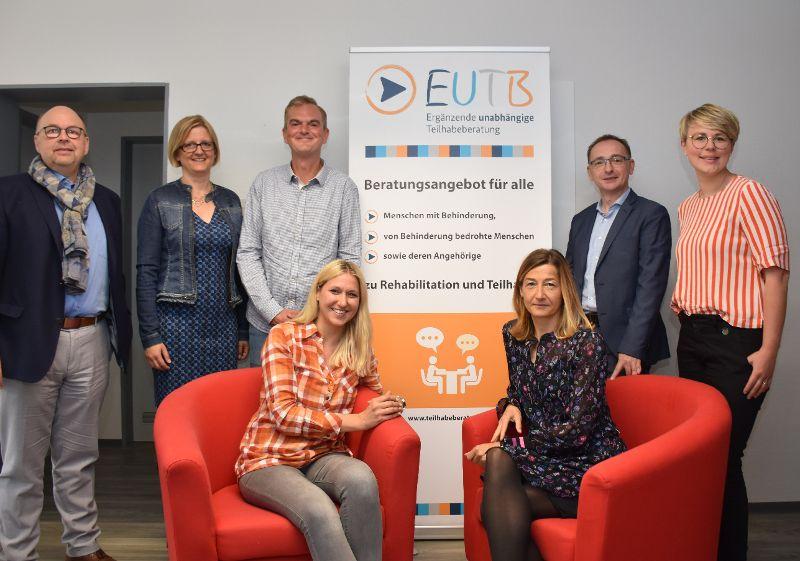 MdB Launert zu Besuch bei EUTB Bayreuth