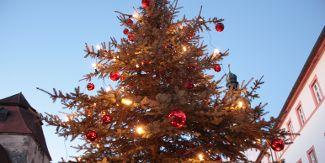 Mit dem Weihnachtsfest geht in diesem Jahr für Michelfeld ein ganz besonderes Festjahr zu Ende: