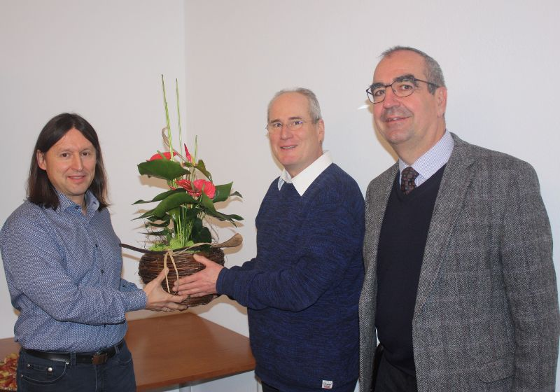 Bernhard Kallmeier ist neuer Stellvertretender Gesamtleiter für Regens Wagner Michelfeld