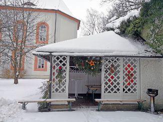 Winterzauber in Michelfeld