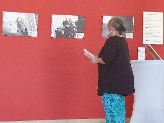 Fotoausstellung im Gymnasium Pegnitz
